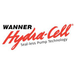 Wanner Hydra-Cell Positive Displacement Pumps